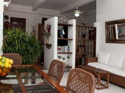 Photo for 1BR Apartment Vacation Rental in Cartagena, Boivar