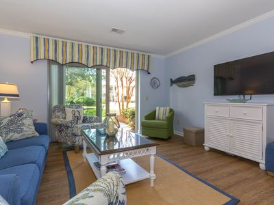 Photo for Gorgeous 3 Bed 2.5 Bath Surf Court Villa in the heart of Hilton Head