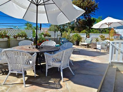 Charming 4 BR/2 BA Birdrock Beach House with Some Ocean  View