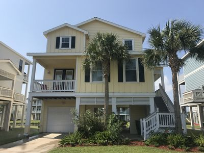 Photo for Luxury Beachside Cottage: Ocean & Bay views with pools, hot tubs & grills