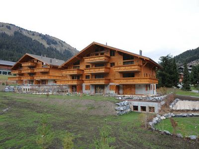 Photo for Top apartment mountain village at 100m from the ski resort Les Portes du Soleil