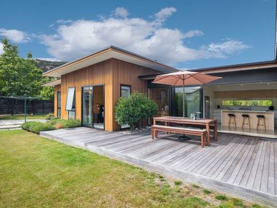 Photo for Sierra Oasis - Modern Wanaka Holiday Home