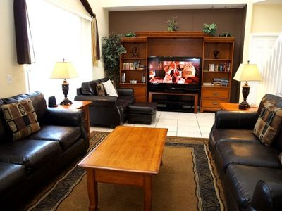 Photo for Close to Disney with Games Room and sleeps 16