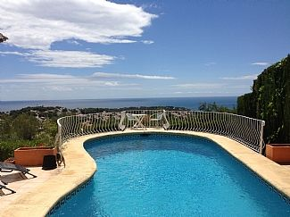 Photo for Villa With Private Pool And Spectacular Views Of Moraira And The Ifach Rock