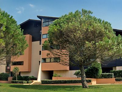 Photo for 1BR Apartment Vacation Rental in Aquitaine, Landes