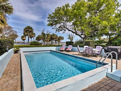 Photo for NEW! Lake Worth Home w/ Water Views, Walk to Beach
