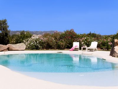 Photo for San Pantaleo - Country house and Pool