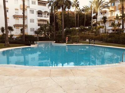 Photo for Elegant & Spacious 2 Bedroom Apartment on Marbella's Golden Mile