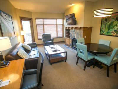 Photo for Fully equipped suite in the heart of Canyons Village