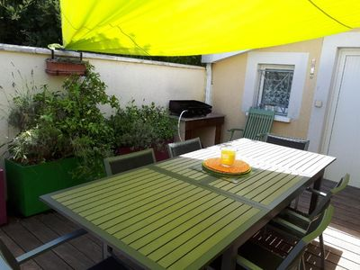 Photo for Villa near Arcachon Basin with private heated pool