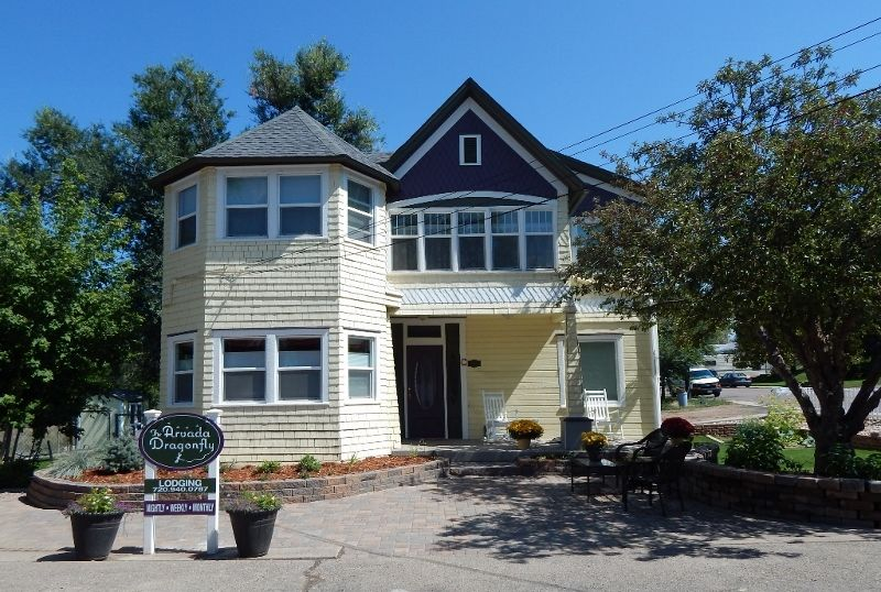 Beautiful One Bedroom Apartment In Victorian Home Private Great Location Arvada Denver Metro
