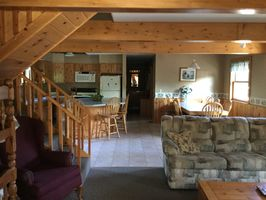 Photo for 4BR House Vacation Rental in Trout Lake, Michigan