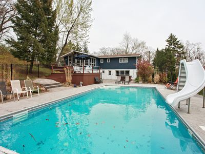 Photo for Mayfield Family Beach Retreat with Pool