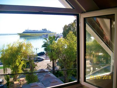 Photo for ZANTE PORT BELLE VIEW 150 m2 maisonette