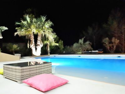 Photo for LUXURY VILLA ON GUZARGUES 15 minutes from Montpellier