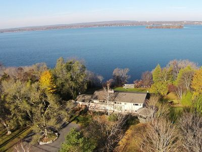 Photo for Private Oasis on the Bay of Quinte with dock