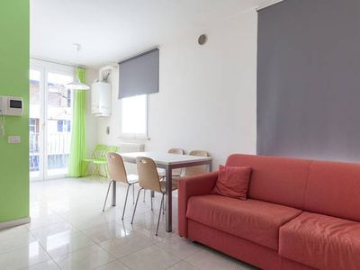 Photo for Torre Pedrera new flat+ kitchen seaside 4p #2 - Two Bedroom Apartment, Sleeps 4