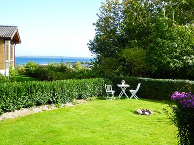 Photo for Fantastic, sunny apartment with Baltic Sea view and garden near the beach