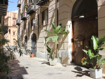 Photo for Apartment in the oldest district of Palermo (the Kalsa)