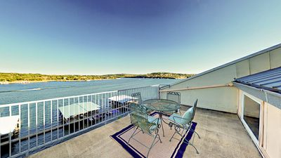 Photo for 3BR Lakefront Condo with Pool and 2 Private Balconies