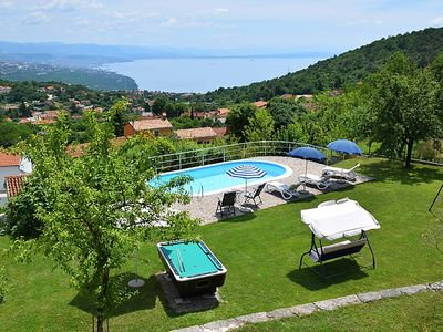 Photo for Vacation home Lea  in Opatija/Rukavac, Kvarner - 5 persons, 2 bedrooms