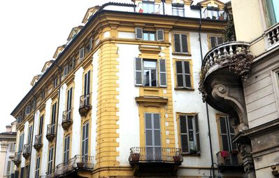 Photo for Apartment in Turin with 1 bedrooms sleeps 4