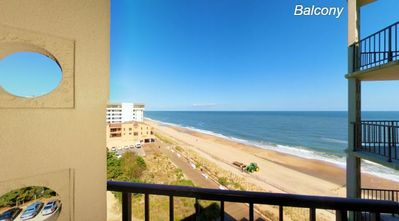 Photo for #704 Ocean Front Condo, 1 Bedroom, 1 Bath Studio, One Virginia Avenue, Rehoboth Beach DE