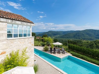 Photo for Traditional Casa Roma, in Istria, with a Pool