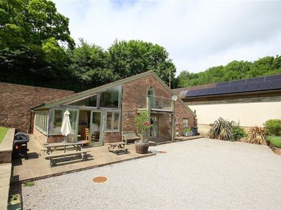 Photo for THE OLD MILL, pet friendly, with a garden in Cinderford, Ref 988926