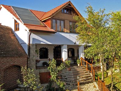 Photo for • VILLA CRINA • Transylvania villa for high demands at the Carpathian foothills