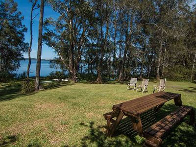 Photo for Tuppy's on the Lake - Bungwahl, NSW