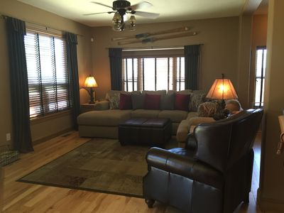 Photo for Beautiful New 3 BR/3.5 BA 2200 Sqf Home on the Shuttle Route!