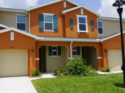 Photo for Cozy 4 Bedroom Townhome Near Disney