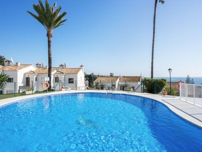 Photo for Apartment Las Buganvillas in Mijas Costa - 3 persons, 1 bedrooms