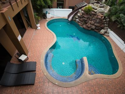 Photo for Luxury 3 bed pool villa in Pattaya