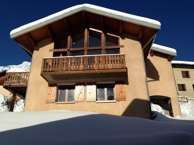 Photo for chalet - 5 rooms - 10/12 persons