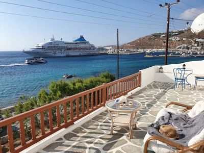 Photo for Casa Bianca by itravelhome  3BR in New Port Mykonos