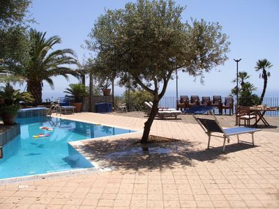 Photo for Villa Mera near Furore, Amalfi Coast