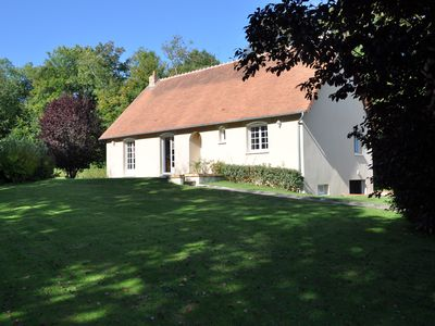 Photo for Le Buisson Beautiful three bedroom house situated in the countryside normand