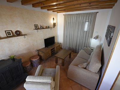 Photo for Rural house (full rental) El Refugio del Resinero for 8 people