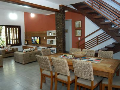 Photo for Luxury and Comfort in Itamambuca!