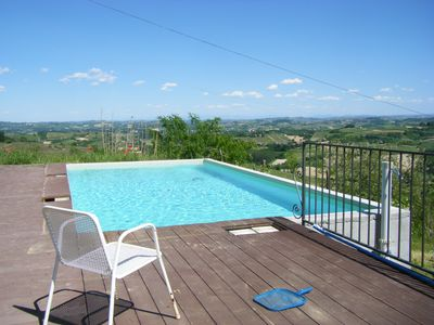 Photo for 2BR House Vacation Rental in San Damiano d'Asti