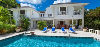 Photo for Villa Rose of Sharon  -  Near Ocean - Located in  Fabulous Sandy Lane with Private Pool
