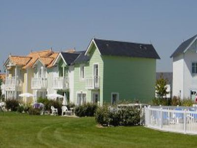 Photo for 3 Bedrooms House **** 9 p. + Free Parking + Free WiFi Port-Bourgenay Village P &
