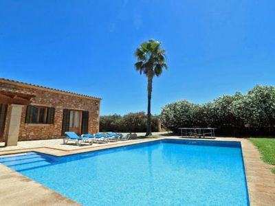 Photo for 4BR Cottage Vacation Rental in Campos, Süd Mallorca