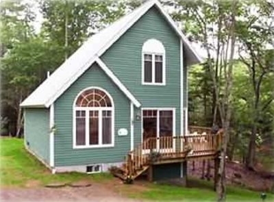 Photo for Waterfront Cottage!  2 Bedroom, 2 Bath  **Walk to Town*  1/2 Mile to the Harbor