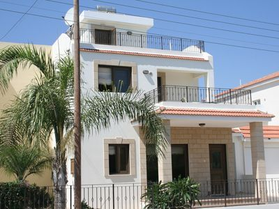 Photo for Larnaca Bay Villa with private pool, sea views, in a beautiful location.