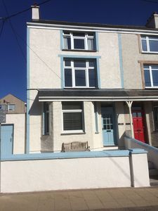 Photo for Stunning beach house with sea views - central location in Rhosneigr on Anglesey