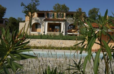 Photo for Holiday house with magnificent view of the Adriatic
