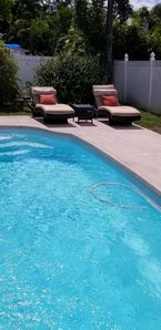 Photo for Guesthouse w Pool Oasis, 1 mile to Beaches